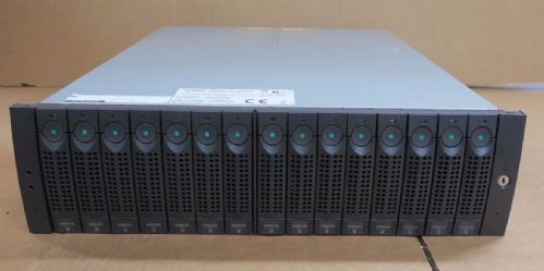 Fujitsu 15DE CA06600-B111 Storage 15 Drive Bay Array 2x CA21354-B70X 6.75TB HDD